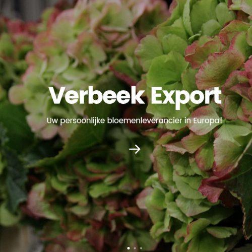 VerbeekExporty